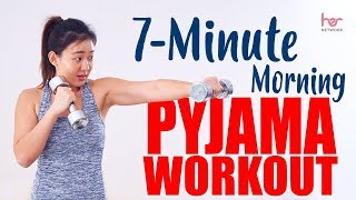 7 minute new year pyjama workout lose 8lbs in 4 weeks joanna soh