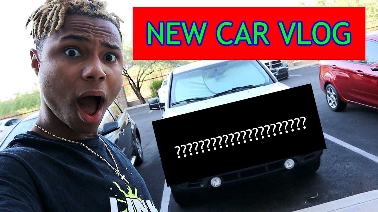 MY PARENTS SURPRISED ME WITH A NEW CAR!!!