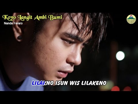 Nanda Feraro - Koyo Langit Ambi Bumi   |   (Official Video)   #music