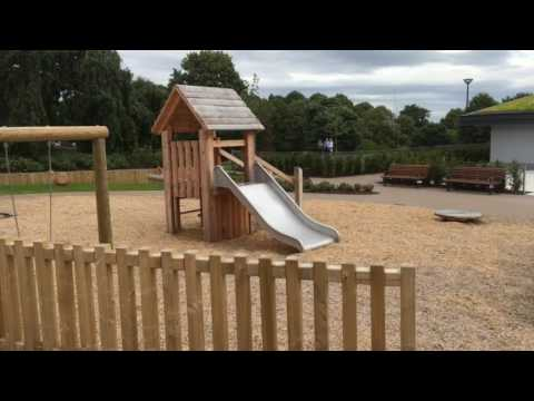 The new-look Brooke Park