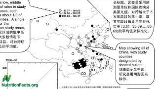 Čínská studie o náhlé srdeční smrti
