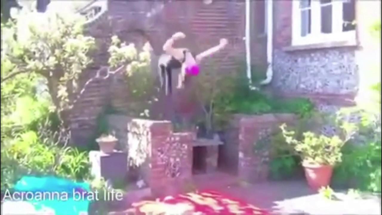 Erifilly amazing 14 yr old gymnast