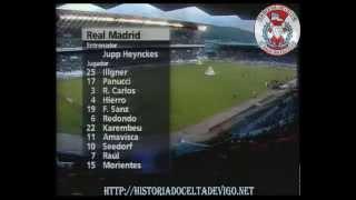 11 04 1998 Celta - R. Madrid