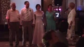 Свадьба Нестеровых Семейный очаг