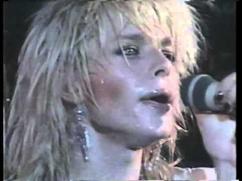 Hanoi Rocks - Malibu Beach (live Marquee Club 1983) HD