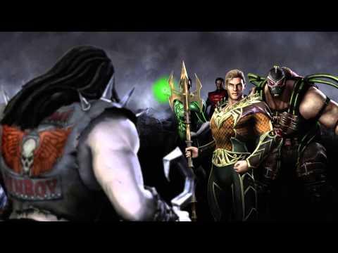 Injustice Gods Among Us Lobo Very Hard Arcade Classic Ladder Maximum Difficulty HD 1080p