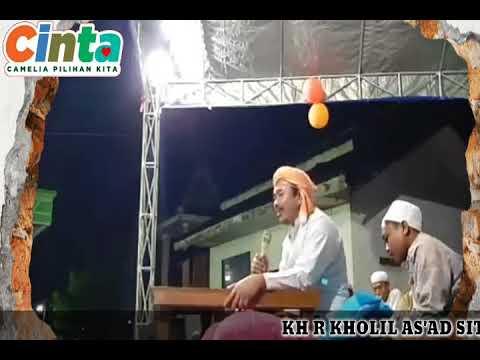 Sholawat Cinta Oleh Khr Kholil As Ad Situbondo