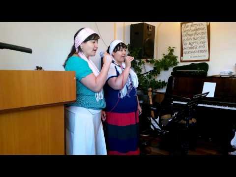 Церковь ЕХБ города Боброва - Почему ты тревожишься ночью (гости с Павловска)