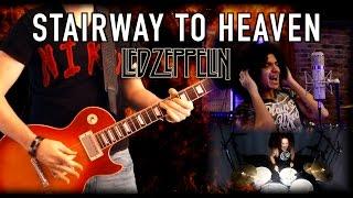 Stairway To Heaven by Led Zep - ft. Batu Akdeniz, Lion DNF & Niko!