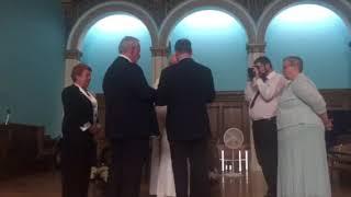 Jim & matts wedding.