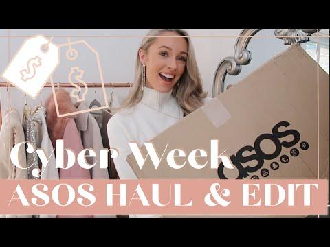 ASOS HAUL & TRY ON // BLACK FRIDAY 2019 // Fashion Mumblr