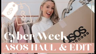 ASOS HAUL & TRY ON // BLACK FRIDAY 2019 // Fashion Mumblr