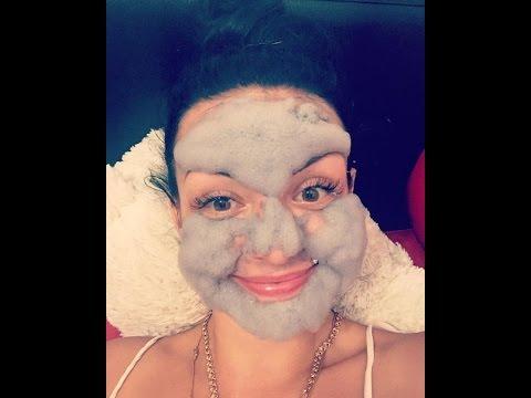 Кислородные маски в косметике