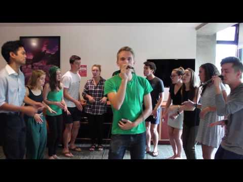 The Great Escape (Boys Like Girls) - The After School Specials (A Cappella Cover)