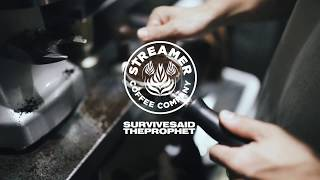 STREAMER COFFEE COMPANY SHINSAIBASHI × Survive Said The Prophet