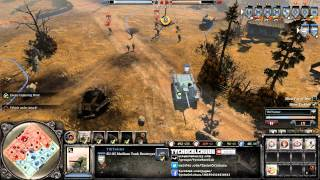 CoH 2 World Championship - Sepha vs TittiTwister Game 1