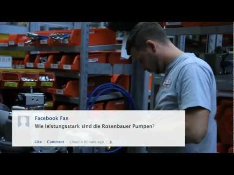 Rosenbauer welcomes Social Media-Teil 1