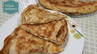 Peynirli Kuru Yufka Böreği Tarifi - Hülya Ketenci - Yemek Tarifleri