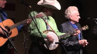 Dr. Ralph Stanley and The Clinch Mtn Boys ~ Clinch Mountain Backstep ~ Uncle Pen Days 2010