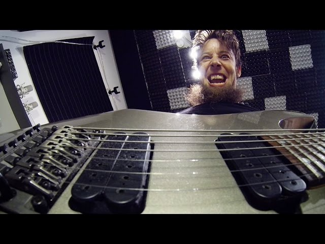 Chandelier (metal cover by Leo Moracchioli)