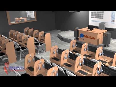 Laboratorium Bahasa tipe Computerized AA