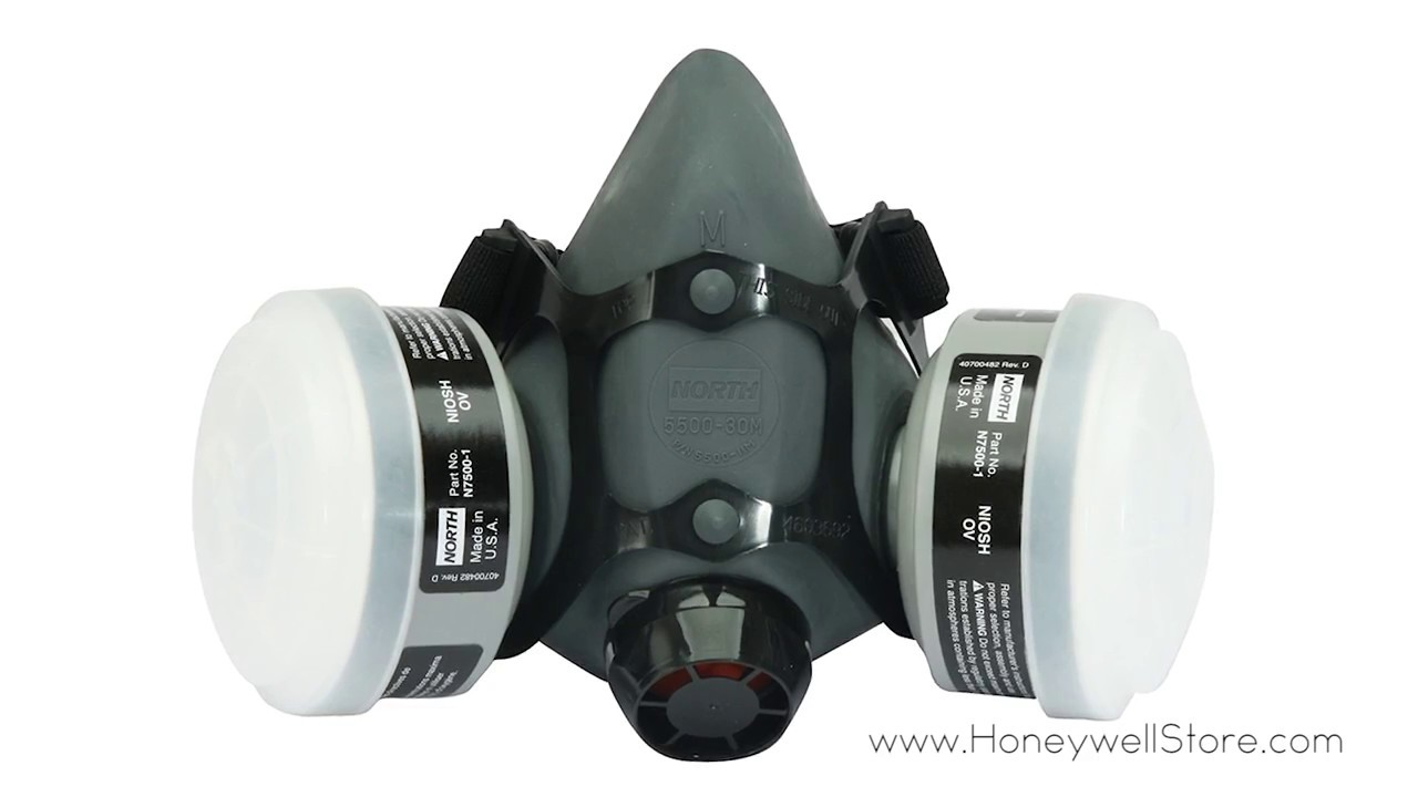 3m 9 In 1 Suit Half Face Gas Mask Respirator Painting Bright In Colour Hand & Power Tool Accessories