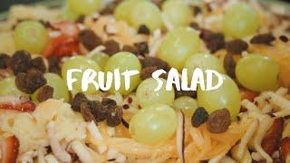 Quick & Easy Fruit Salad Using the Saladmaster Machine