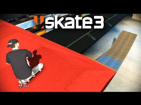 Baixar SKATE 3 - CRIEI UMA MEGA RAMPA!!! (Skate Share Pack)