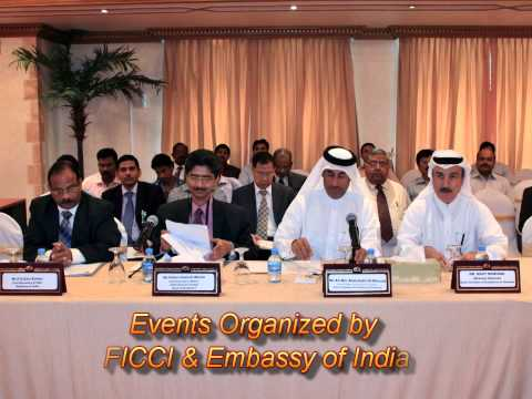 Emerging Young India - Presentation at Doha, Qatar - QCCI