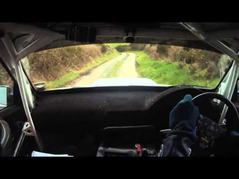 West Cork Rally 2016-Kevin Kelleher & Gwynfor Jones- Stage 4