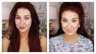 HOW TO: look fresh & awake when you're exhausted - Makeup Tutorial Thumbnail