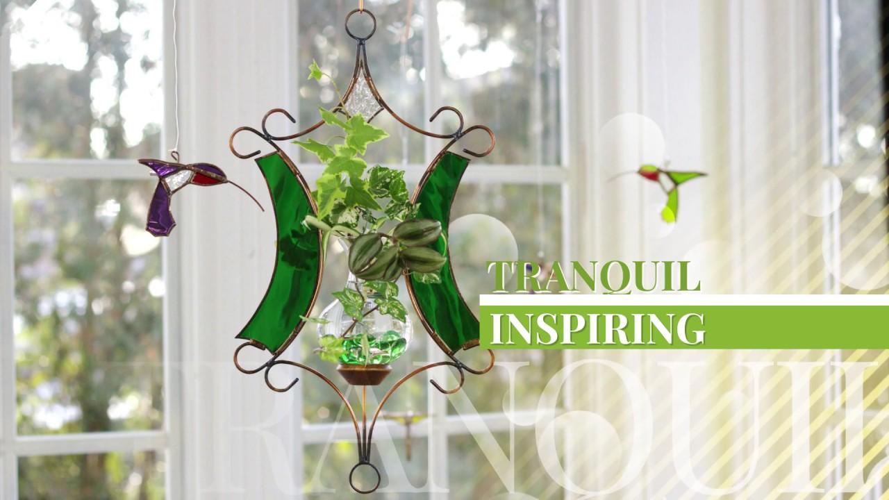 Hanging Water Gardens Are Bringing Joy To Windows Around The World