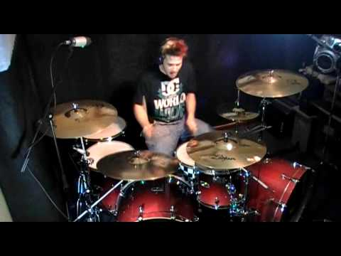 Blink 182 / The Rock Show - Drum Cover By Max Mateo (Argentina)