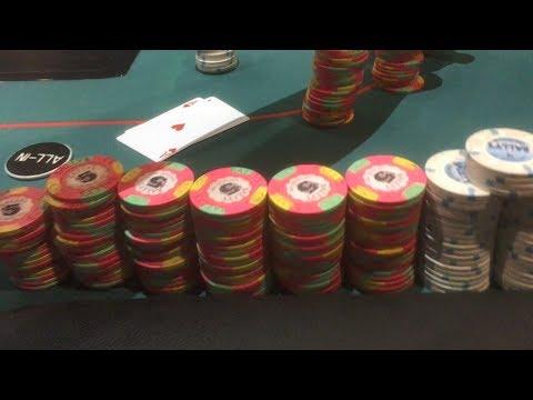 400BB+ Battle at Bally's Poker Room $1/$2 NLH | Poker Vlog #7