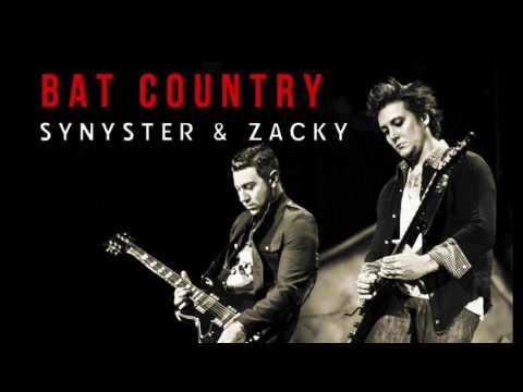 Synyster & Zacky - Bat Country