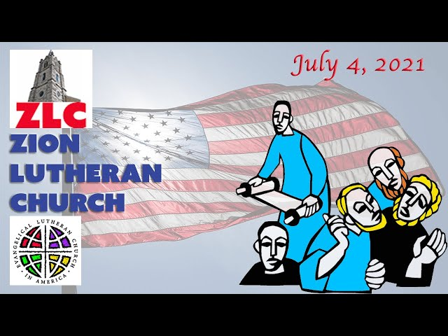 Service - 20210704 - Fourth of July - Full Service