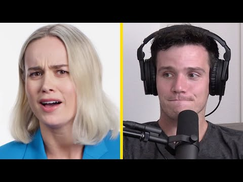 Charlie Discusses The Brie Larson Video Hate