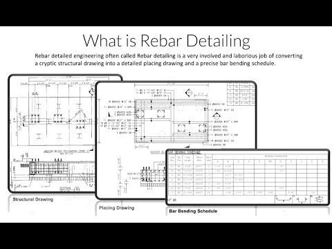 RGS Rebar Detailing Software   Bar Bending Schedule Software  