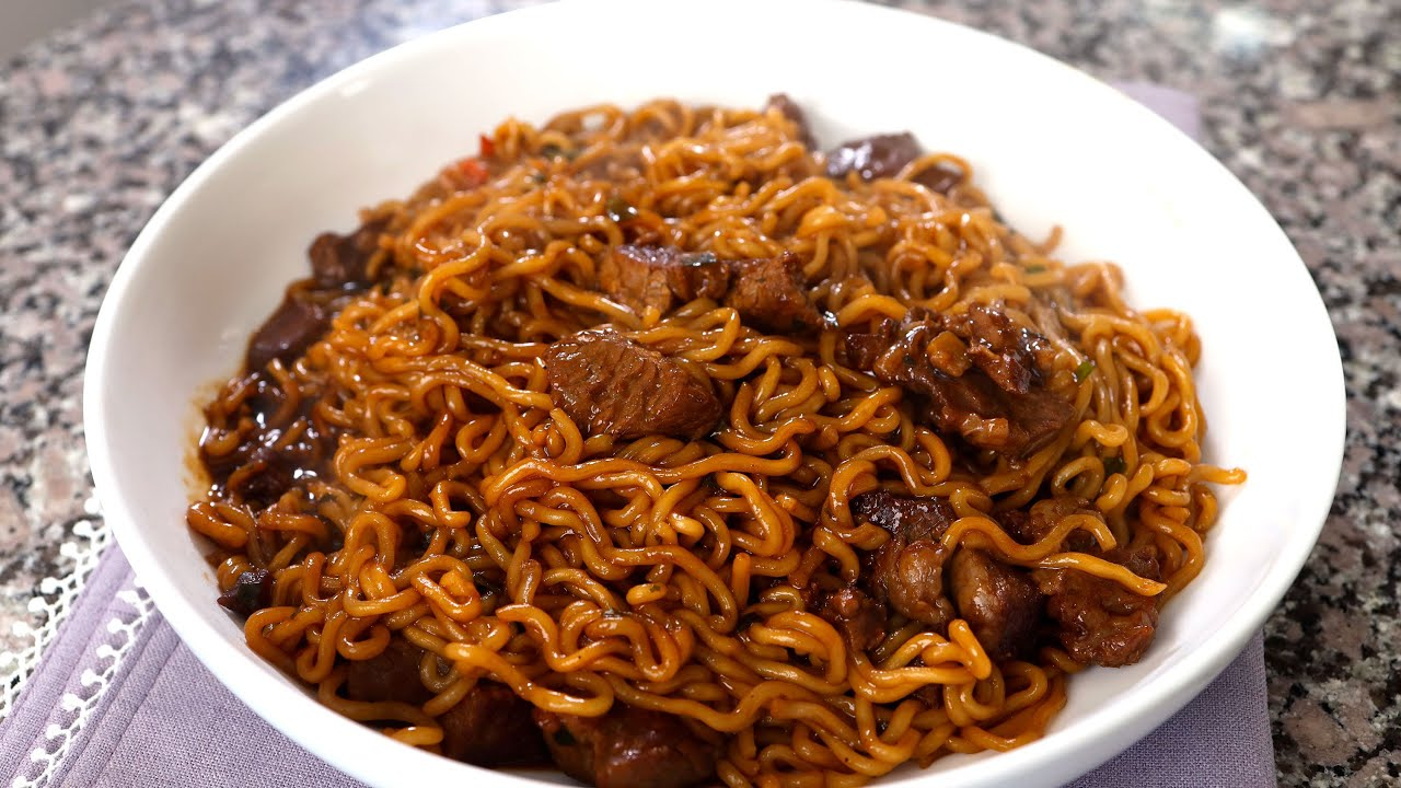 , <b> People are really craving for those steak &#8216;ram-don&#8217; noodles from Parasite </b>