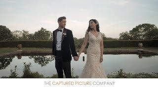 Megan + Matt's Wedding Highlights - Port Lympne Reserve