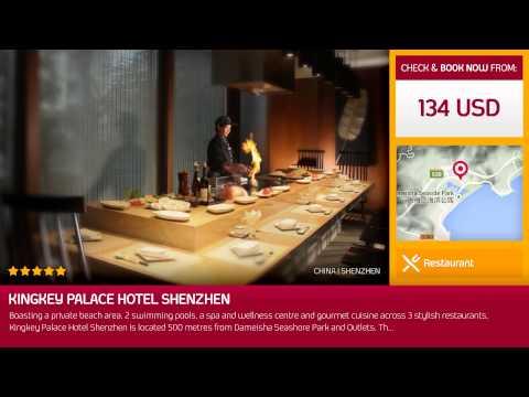 Kingkey Palace Hotel Shenzhen (Shenzhen, China)