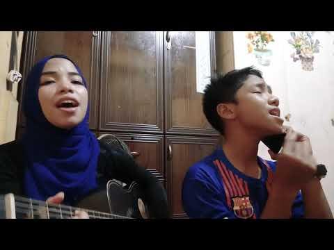MASIH TERSERLAH AYUMU - EXIST (cover By Baby & Bujang)