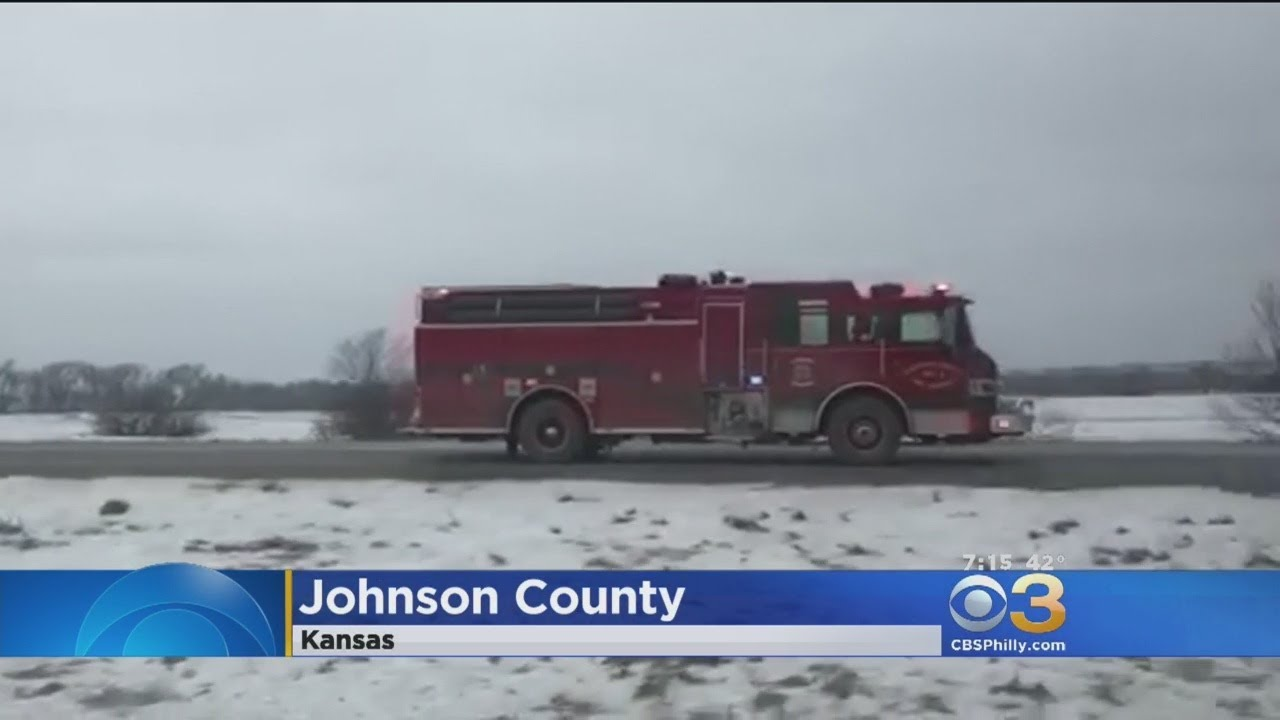 Kansas City Plow Driver Dies In Rollover Accident