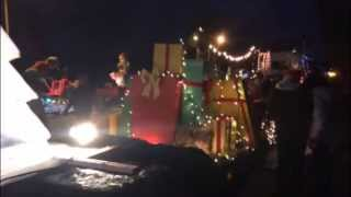 2014 Santa Clause Parade - Damar Security Systems