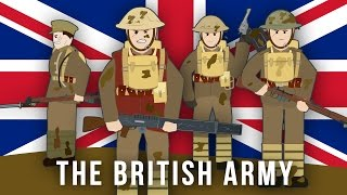 WWI Factions: The British Army