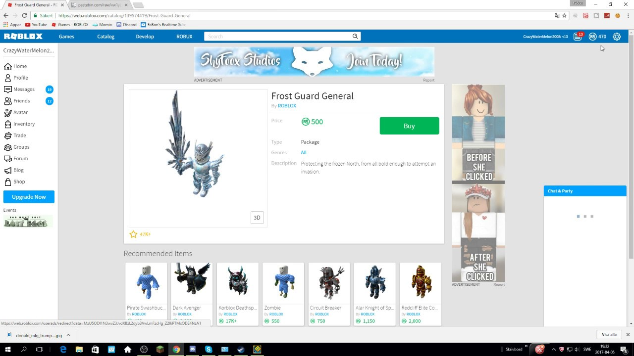 How to get free robux 2017 no inspect element youtube how to get free robux 2017 no inspect element ccuart Gallery