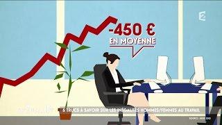 Différence Entre Les Hommes Et Les Femmes Au Travail