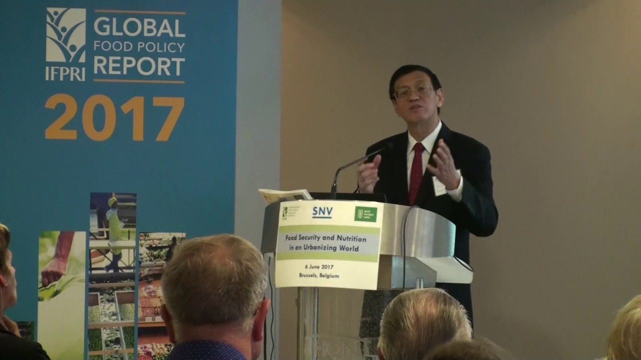 Launching the Global Food Policy Report