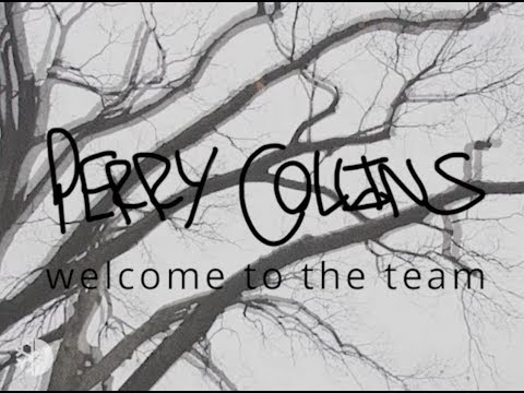 Welcome Perry Collins To The Team