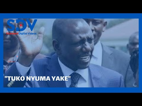 Man urges Nyanza residents to welcome DP Ruto in Raila's backyard ahead of 2022 polls